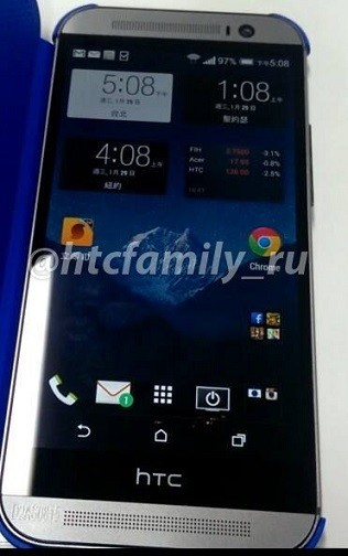 HTC's Next-Generation Successor To The HTC One Gets Its Debut March 25