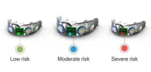 FITGuard Is A Mouthguard That Detects The Severity Of A Blow To The Head
