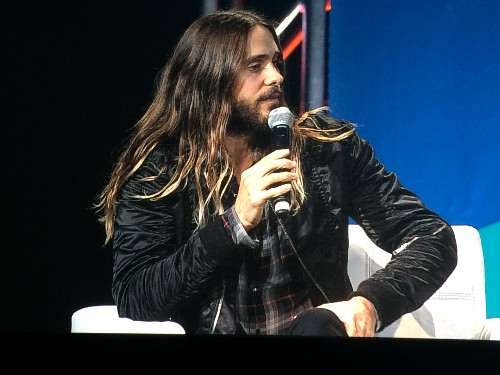 Jared Leto Is Surprise Guest At BoxWorks, Talks Digital Transformation