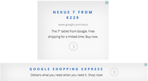 Google Launches Magazine-Style Ads That Bring Text Ads To Display Ad Units