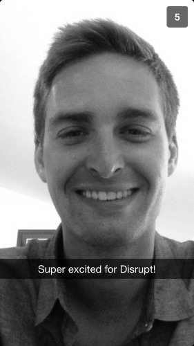 Snapchat CEO And Co-Founder To Disrupt SF, Then Disappear 20 Minutes Later
