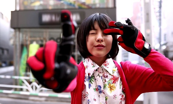 Toshiba's Imaginary Wearable Computing Gloves Win April Fools' Day