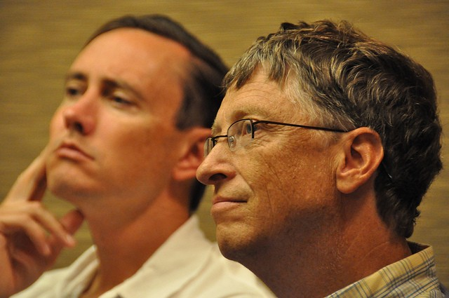 """Bill Gates: It's OK If Half Of Silicon Valley Startups Are """"Silly"""""""
