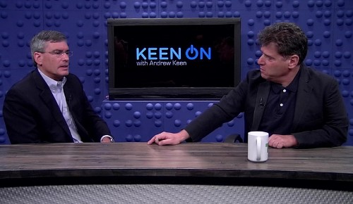 Keen On … Antitrust: Why Startup Entrepreneurs Should Fear Google