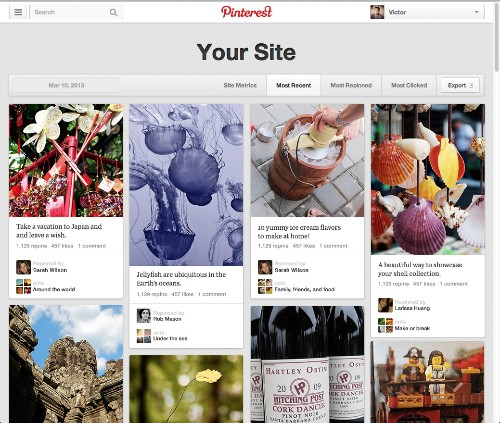 Pinterest Launches New Data Analytic Tool For Businesses As It Prepares To Monetize