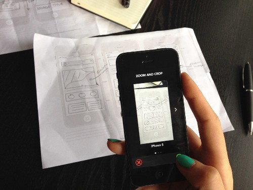 After Surviving A Wonga Loan, Marvel Raises $820K To Let You Turn Sketches Into App Prototypes