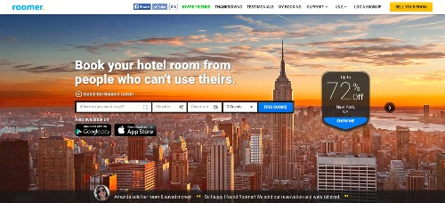Roomer Lands $5M In Series A To Be The Airbnb For Unwanted Hotel Rooms