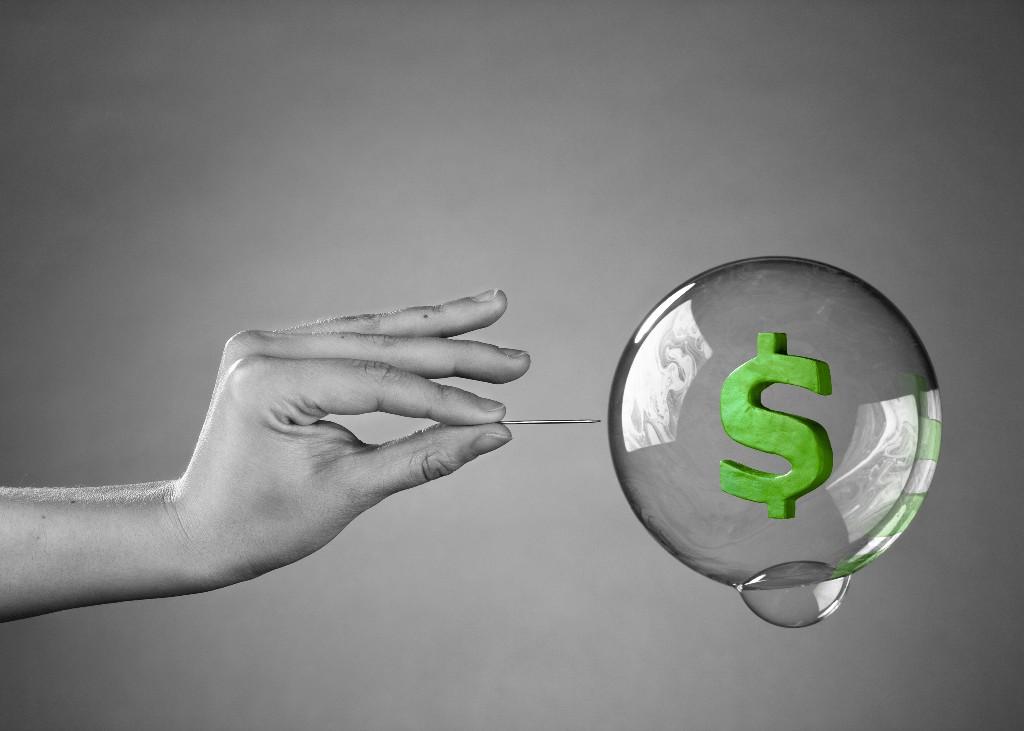 The Social Bubble - cover