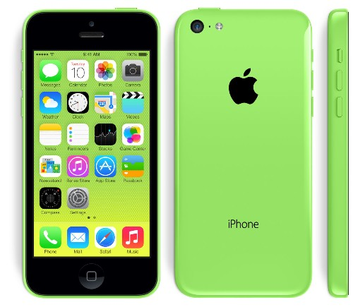"Forget ""Cheap"", The iPhone 5c Is Clearly The iPhone Jony Ive Wanted For iOS 7"