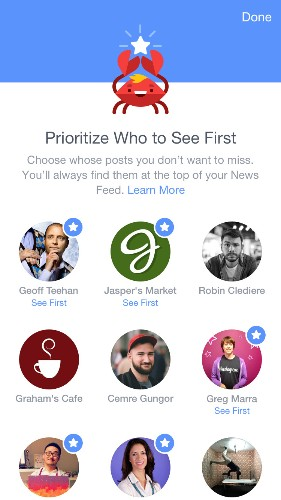 """Likes Aren't Enough. Now Facebook Pages Need You To Add Them To """"See First"""""""