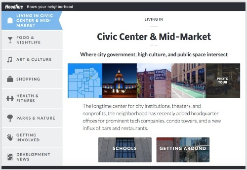 Hoodline launches Neighborhood Kits that package local news and data for real estate agents