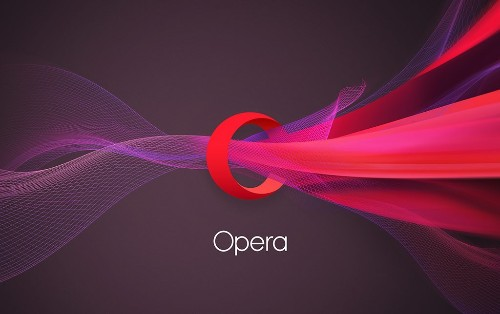 Browser: Opera - cover