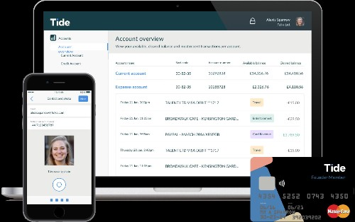 UK's Tide raises $14M to challenge big banks with a mobile-first service for SMBs