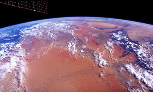 ISS beams down 4K footage of Earth shot with the RED Epic Dragon