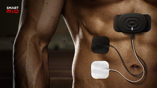 SmartMio Offers Athletes Wearable Muscle Stimulation Controlled By Your Smartphone