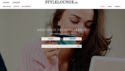 StyleLounge, The European Metasearch Engine For Clothing And Lifestyle Products, Raises €2.3M