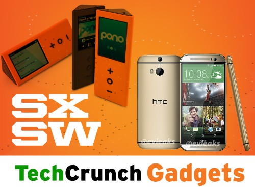 This Week On The TC Gadgets Podcast: SXSW Adventures, Neil Young's MP3, And The Next-Gen HTC One