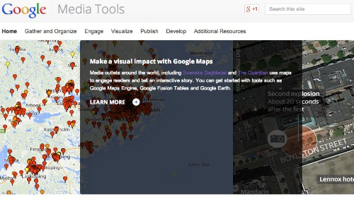 """Google Goes After Reporters With New """"Google Media Tools"""" Site"""