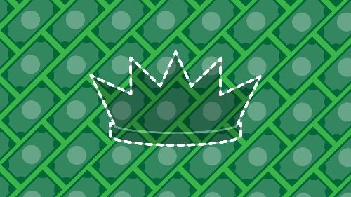 Cash is no longer king