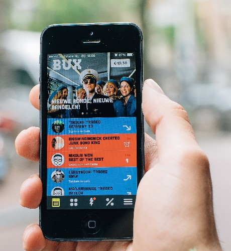 Casual Trading App Bux Pulls In Another $6.9M In Funding