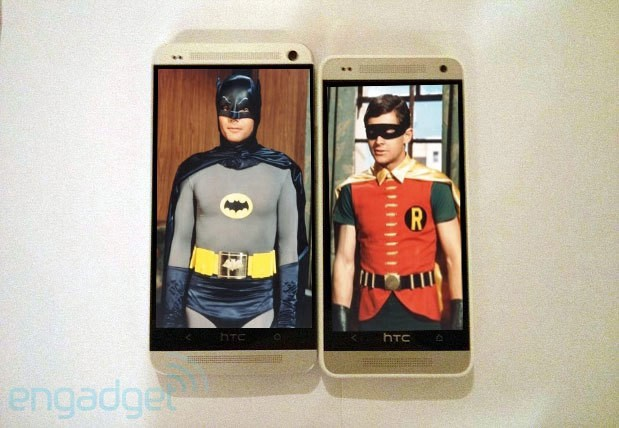 The HTC One Mini Is The Perfect Robin To The One's Batman