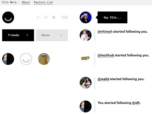 Ello, Ello? New 'No Ads' Social Network Ello Is Blowing Up Right Now