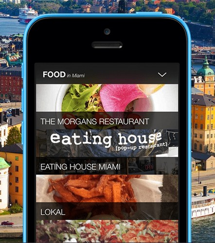 Travel Startup Triptrotting Relaunches As Wist, A Local Recommendations App For iPhone
