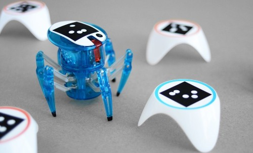 Bots_alive kit imbues toy robots with charming, lifelike AI