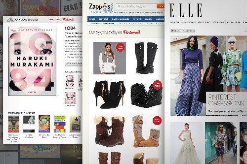 Pinterest Launches Its First API, And It's All About Big Brands: Zappos, Walmart, Disney In First User Group