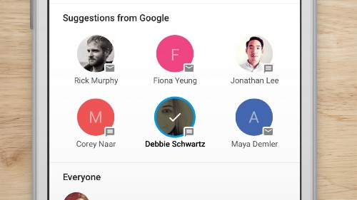 Google Debuts App Invites, A More Personalized System For Inviting Friends To Try Apps