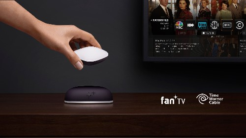 Fan TV's Streaming Set-Top Box Will Soon Be Available To Time Warner Cable Subscribers