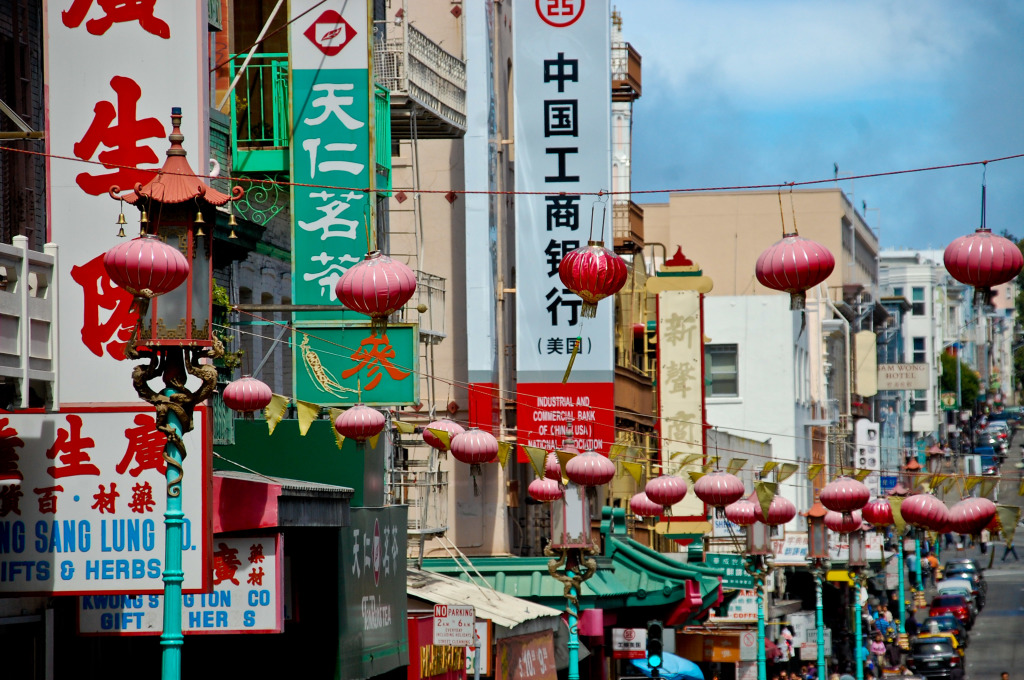 Flip Chinatown