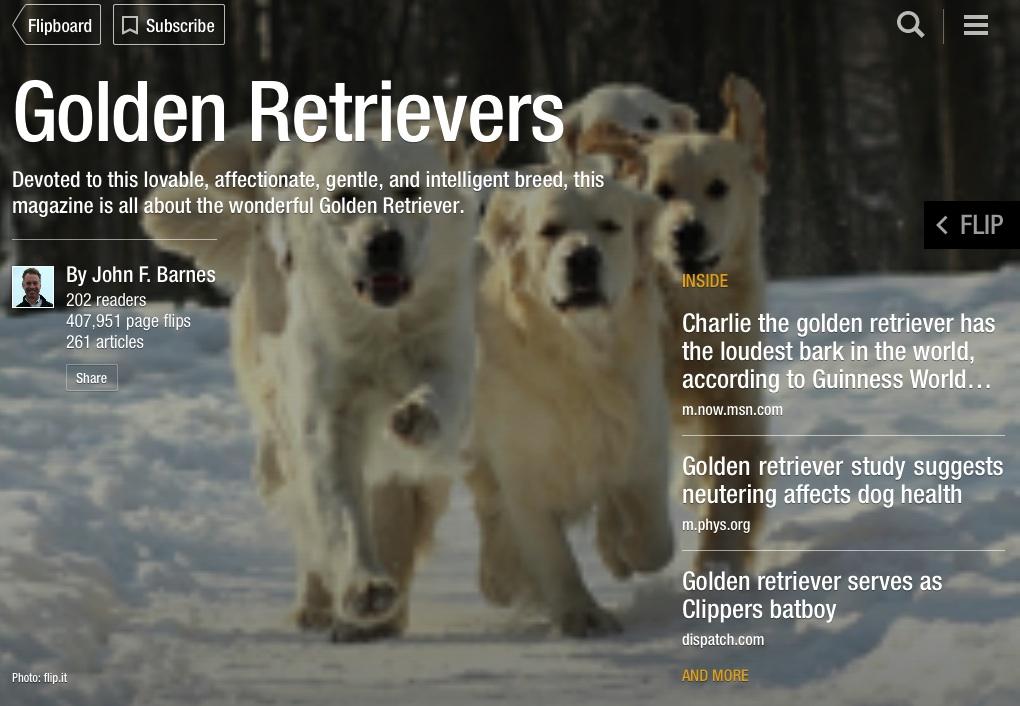 Goldenretrievers