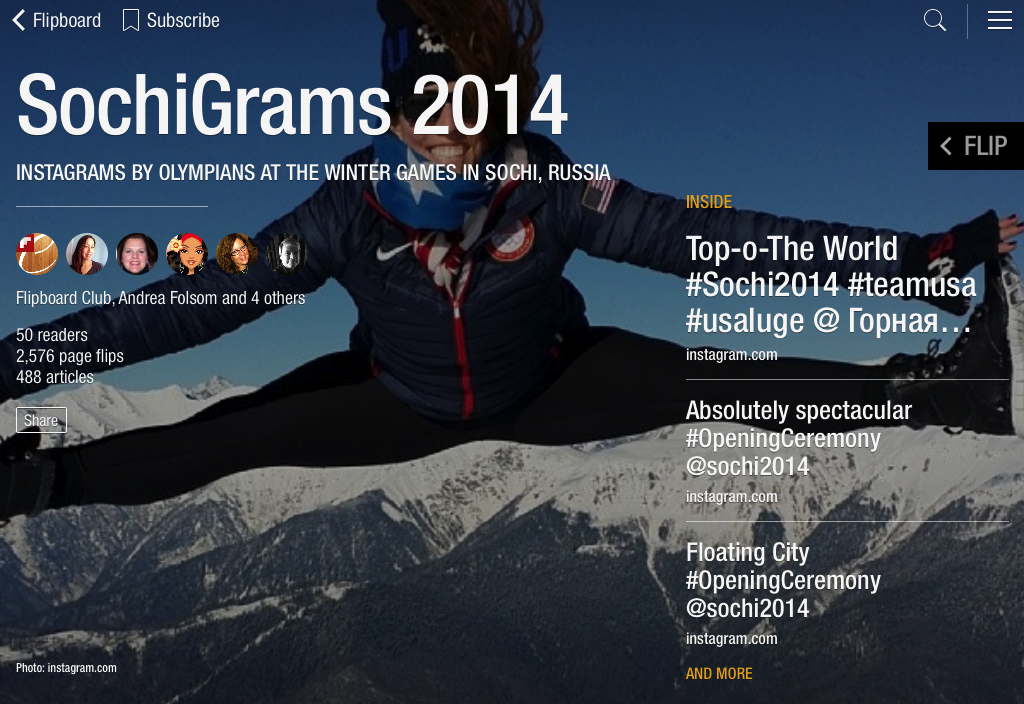 sochigrams
