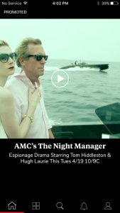 AMC-Flipboard Cinema Loop