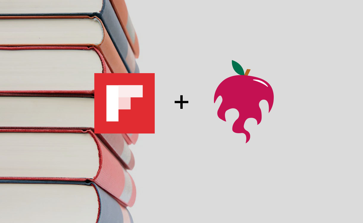 flipboard + edcamp color