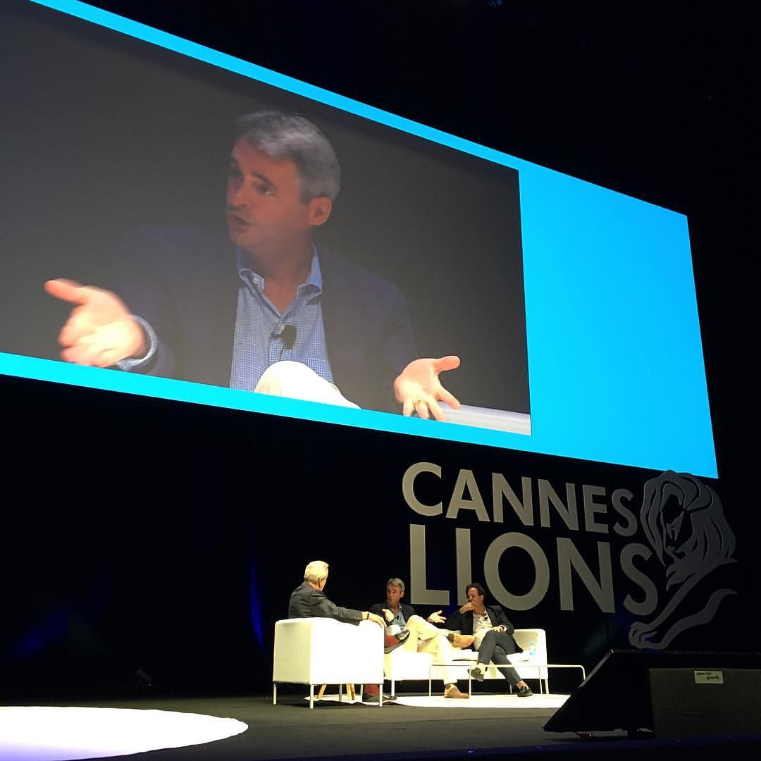 Art of Curation Cannes Lions 2016