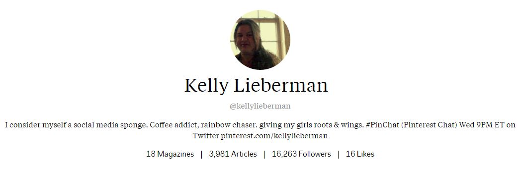 Kelly Lieberman Bio