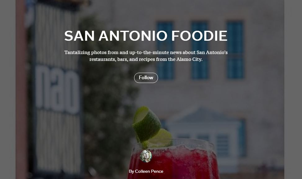 San Antonio Foodie Mag description