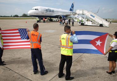 Cuba, JetBlue, airlines, flight