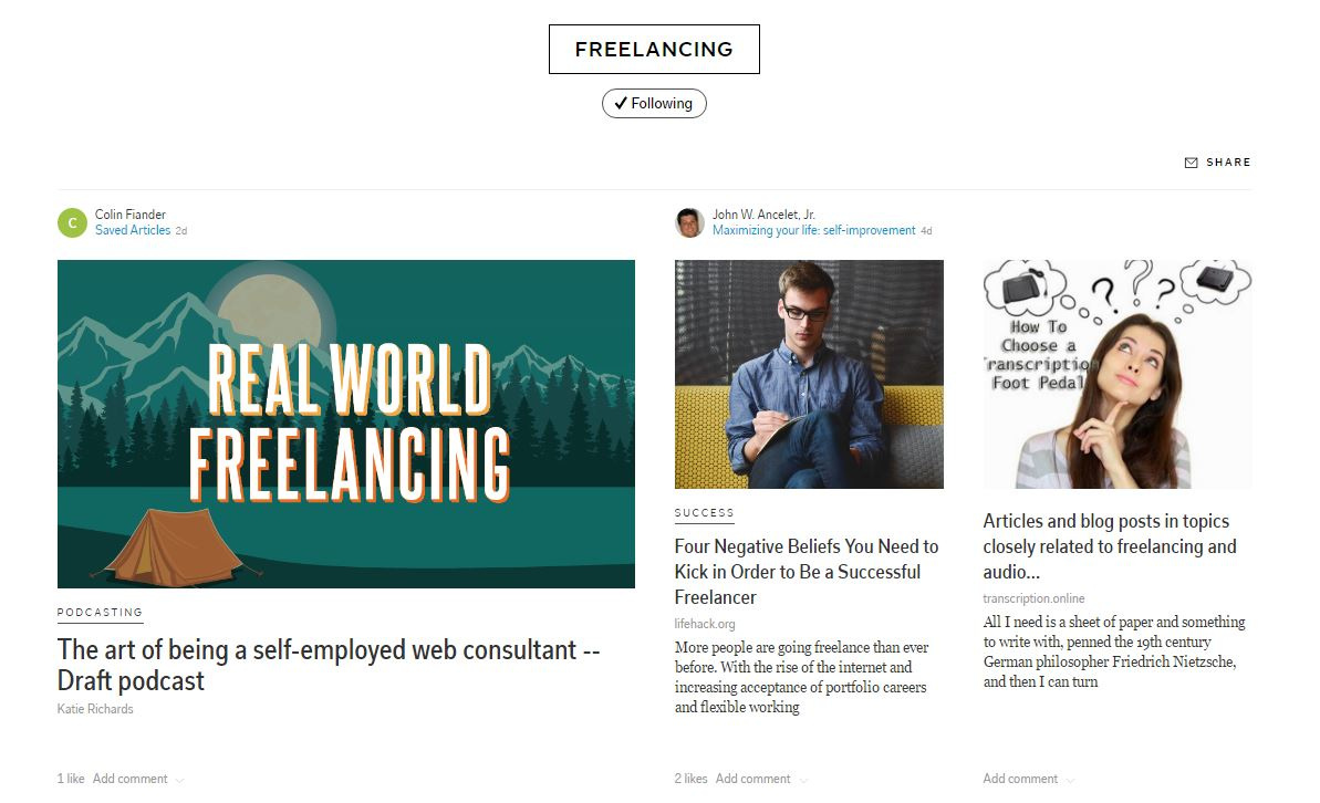 freelancing-topic-on-flipboard