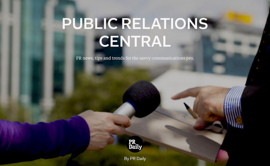 Public Relations on Flipboard