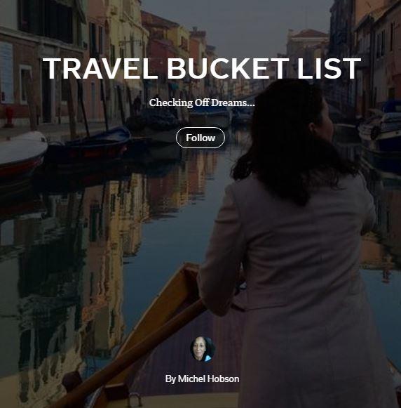 Travel bucket list on Flipboard