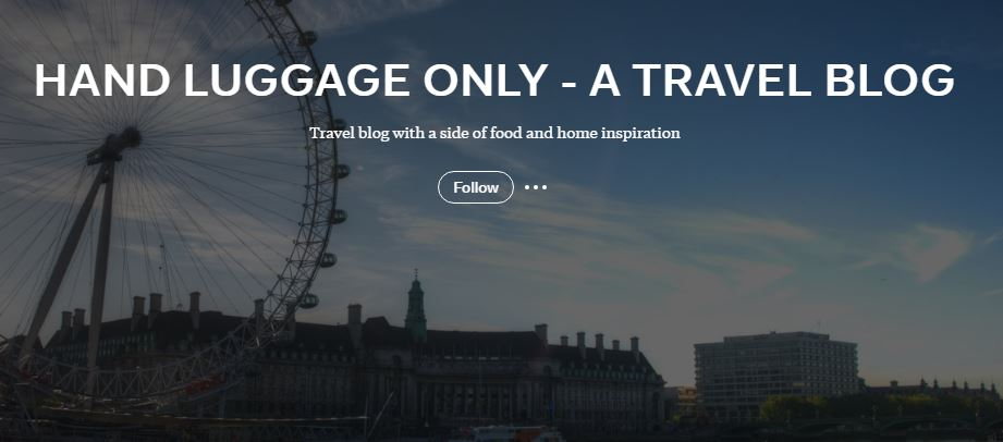 Handluggageonly-A-travel-blog Flipboard Magazine