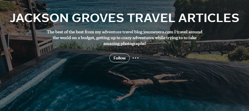 Jackson-Groves-Travel-Articles Flipboard Magazine