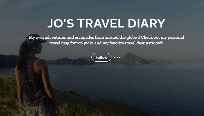 WanderwithJo-Jos-Travel-Diary Flipboard Magazine