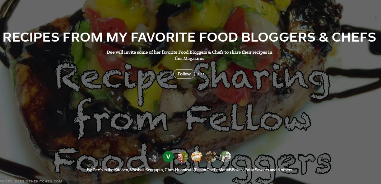 Recipes-from-favorite-food-bloggers-and-chefs Collaborative Flipboard Magazine