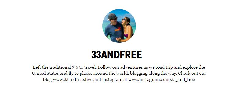 33andfree on Flipboard