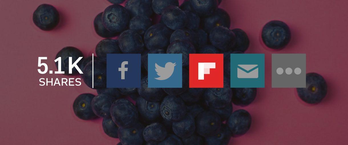 Sharing tools for Flipboard