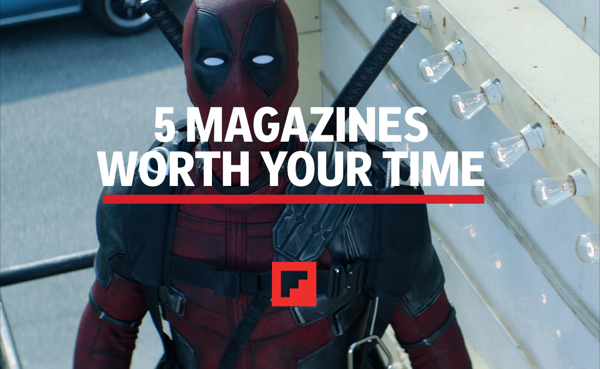 5 Magazines Worth Your Time: Marvel Edition